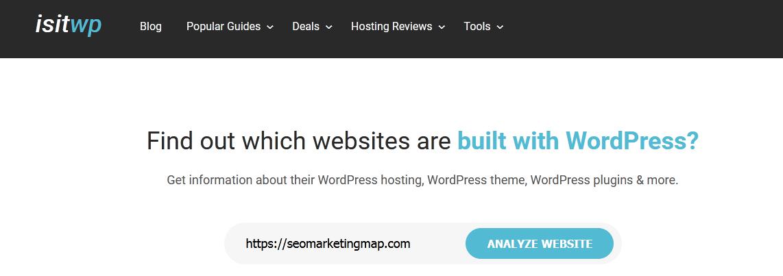 Check a Website's Theme