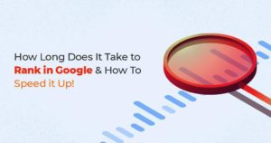 How long before Google ranks your website