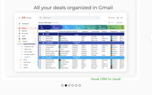 Streak CRM Gmail